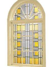 Energy saving window film that enhances home decor