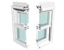 Selecting the best energy efficient windows