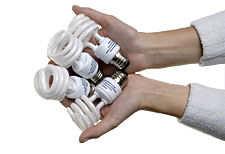 Proper CFL disposal