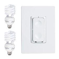 Dimmable CFL Light Bulbs