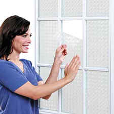 Reusable and Removable Window Film