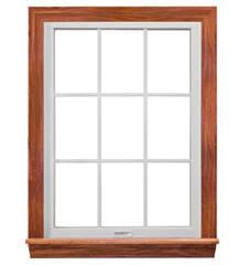 Window frames and window efficiency