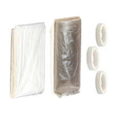 plastic window insulation film