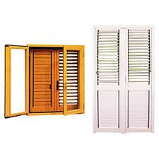 indoor or insise window shutters