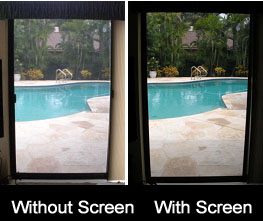 Solar Window Screens